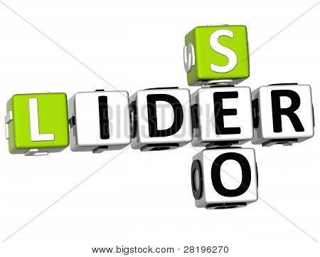 3D Seo Lider Crossword