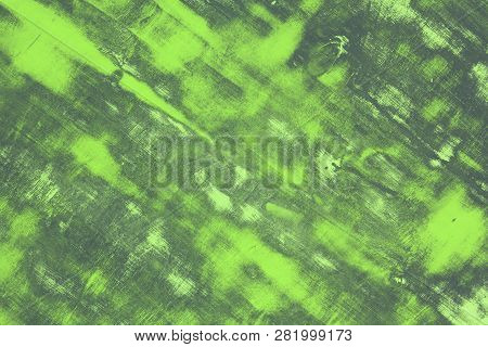 Beautiful Lime Old Texture Of Wooden Material With Huge Cleared Spots - Abstract Photo Background