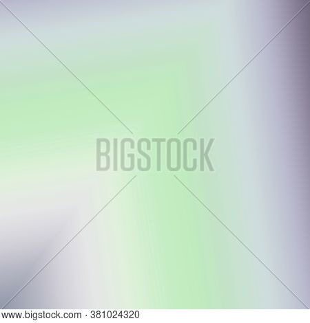 Purple And Green Gradient With Right Angled Corners In 12x12 For Design Elements And Backgrounds.