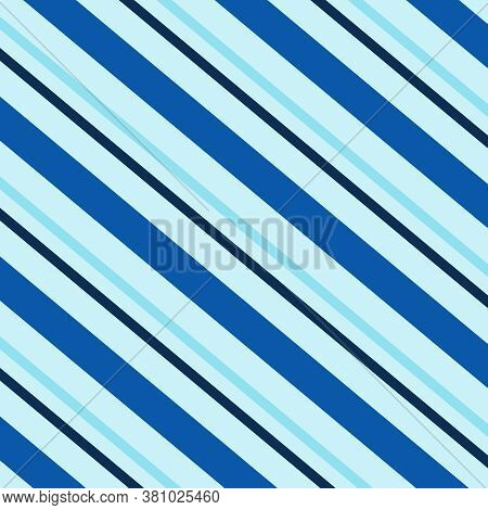 Blue Diagonal Stripes 12x12 Design Elements For Backgrounds And Projects Graphic Illustration.