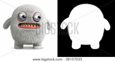 White Monster