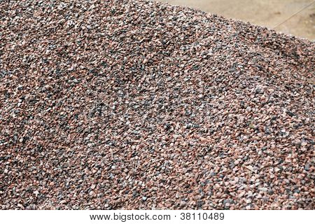 Heap Of Gravel