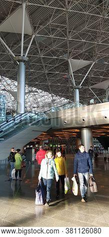Vnukovo International Airport.