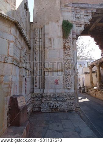 Ram Pol Of Chittorgarh Fort Is The Seventh Gate And It Is Named So As The Ancestors Of The Kings Of