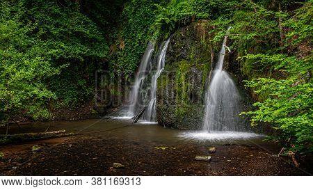 Top Falls At Fairy Glen Nature Reserve