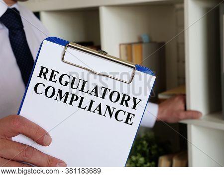 The Office Clerk Regulatory Compliance Empty Form.