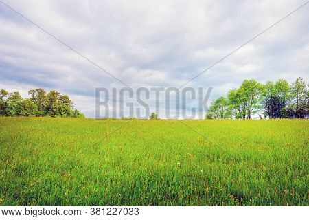 French landscape Haute Vienne Limousin,France
