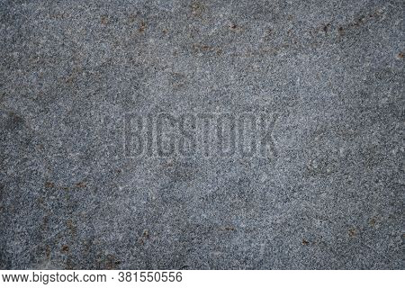 Background Of A Photo Of A Granite Wall In Gray-blue Color