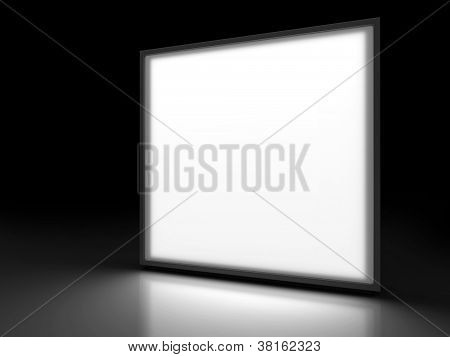Advertising Light Panel