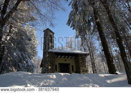 Parish Church of Our Lady of Sljeme, Queen of Croats on Sljeme, Croatia