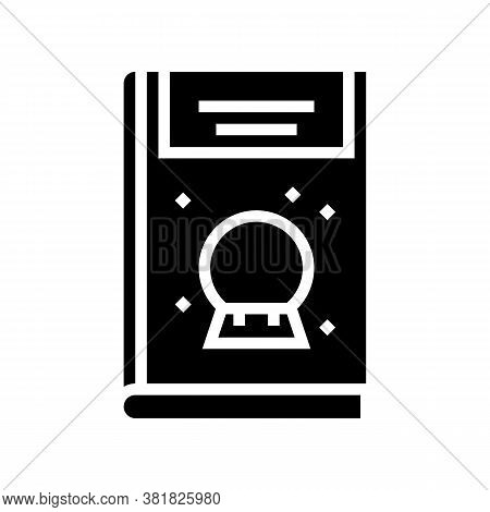 Mystery Genre Glyph Icon Vector. Mystery Genre Sign. Isolated Contour Symbol Black Illustration
