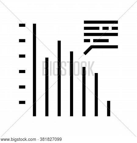 Profit Infographic Glyph Icon Vector. Profit Infographic Sign. Isolated Contour Symbol Black Illustr
