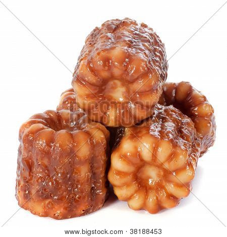 Cakes Canneles