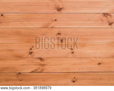 Smooth Wooden Boards - A Fragment Of The Wall During The Construction Of A Frame-panel House