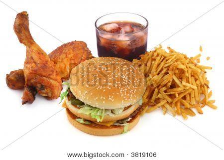 Coleção de Fast-Food