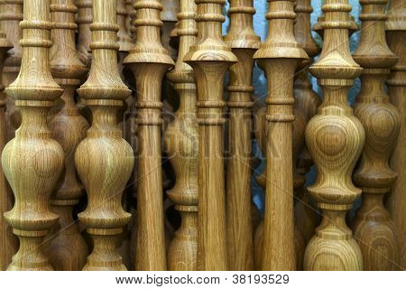 Baluster Production