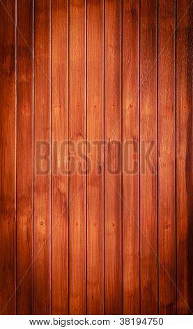 Dark Brown Wood Background, Vertical Pattern