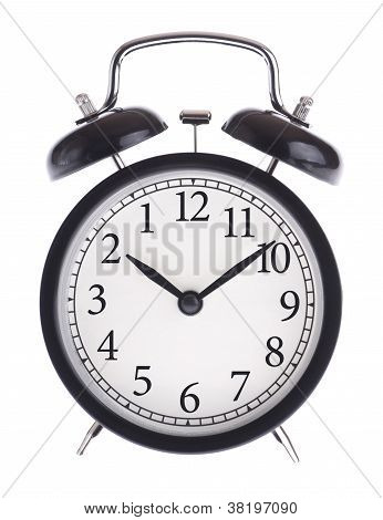 Alarm Clock With The Wrong Dial