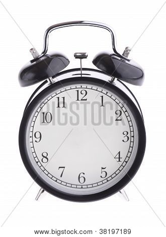 Alarm Clock Without Hands