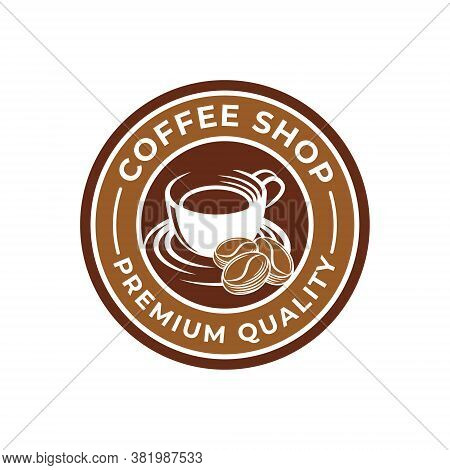 Coffee. Coffee Logo. Coffee vector. Coffee Logo vector. Coffee cup Logo. Coffee Shop logo. Coffee beans Logo. Coffee Logo design. Coffee Logo icon vector. Coffee Sign. Coffee Symbol. Trendy Coffee Cup Logo vector design illustration.