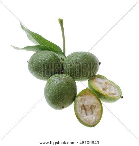 Rived Green Walnut