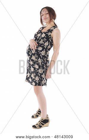 Pregnant Gypsy