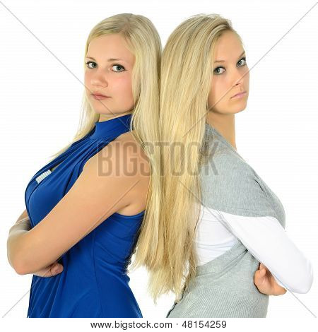 Two Blondes