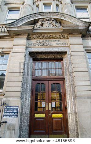 Hospital Entrance, Paddington