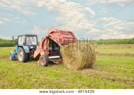 Work In Field