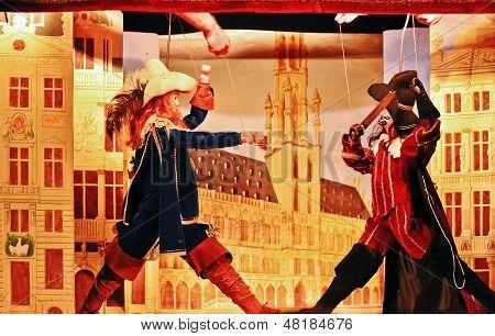 Toone Theatre-Brussels