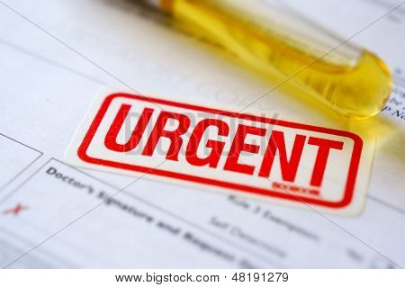 Urgent Pathology Testing