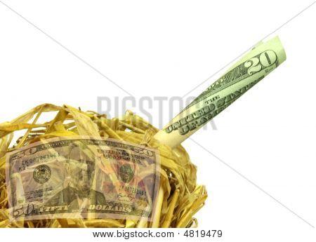 Looking For Money In A Haystack