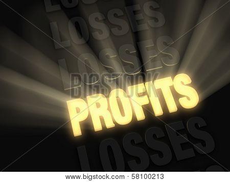 Profits Shine