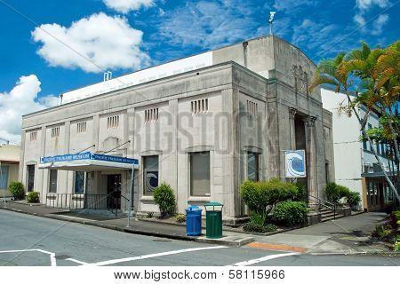 Pacific Tsunami Museum In Hilo Big Island Hawaii