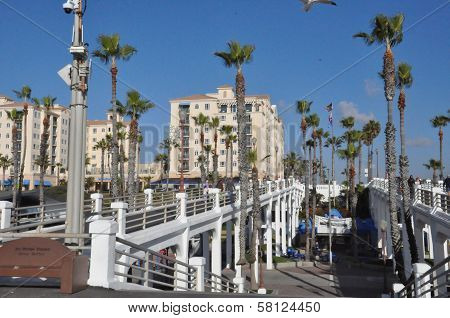 Oceanside in Southern California
