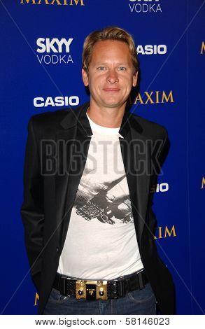 Carson Kressley at the Maxim Style Awards, Avalon, Hollywood, CA 09-18-2007