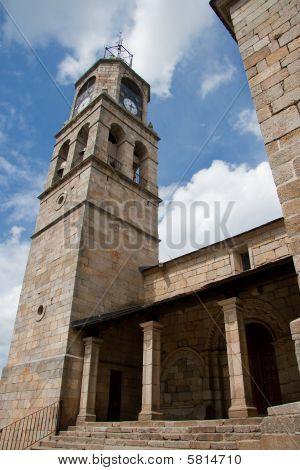 Church Of La Puebla De Sanabria