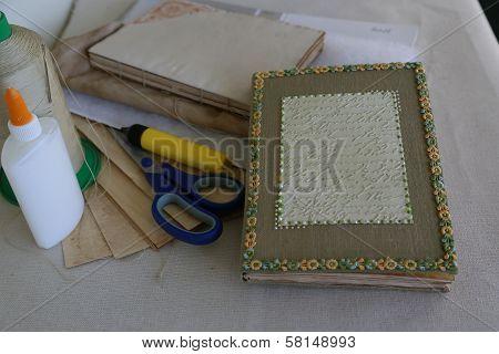 Handmade Agenda