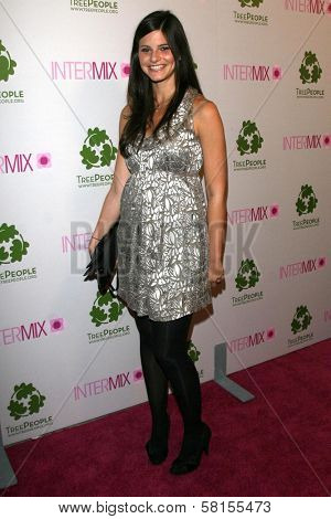 Lindsey Kraft at the Intermix Boutique Opening. Intermix, Los Angeles, CA. 09-25-07