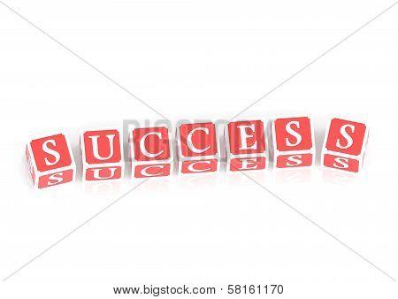 Success buzzword.