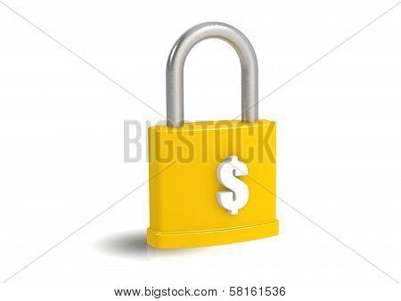 Dollar lock