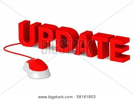 Update with red Mouse