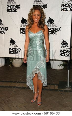 Lauren C. Mayhew at The 4th Annual Triumph For Teens Awards Gala. Four Seasons Hotel, Beverly Hills, CA. 04-25-07