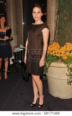 Sophia Bush  at the Grand Opening of the Escada Flagship Boutique. Escada Beverly Hills, Beverly Hills, CA. 05-03-07