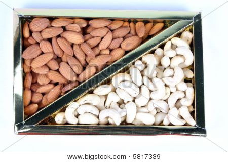 Cashews & Almonds
