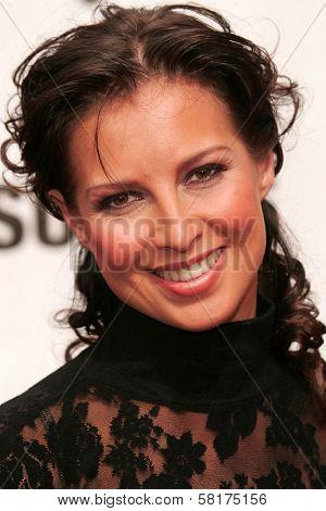 Edyta Sliwinska at the 2007 Alma Awards. Pasadena Civic Auditorium, Pasadena, CA. 06-01-07