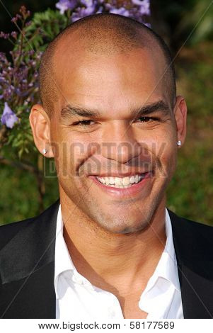 Amaury Nolasco at The Sixth Annual Chrysalis Butterfly Ball. The Home of Susan Harris and Hayward Kaiser, Mandeville Canyon, CA. 06-02-07
