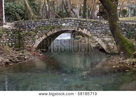 Livadia Stream, Greece