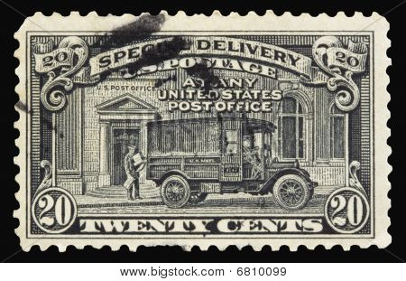 Special Delivery 1925