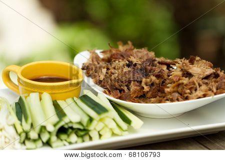 Crispy Chinese Aromatic Duck Al Fresco